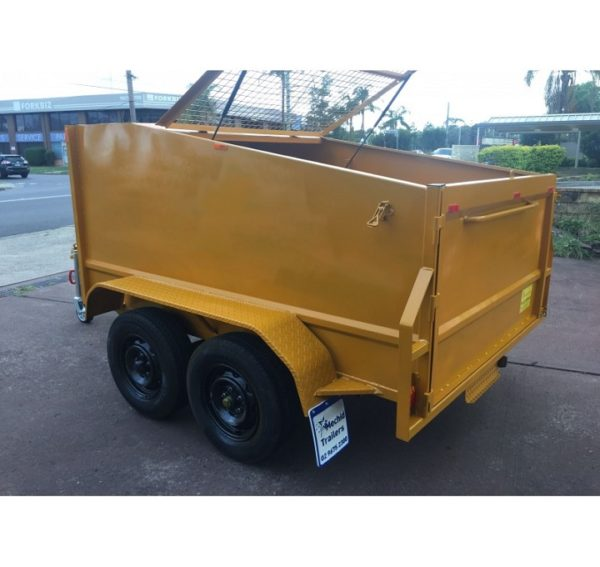 Box Trailer 8×5 Use as Bin in your Factory or warehouse