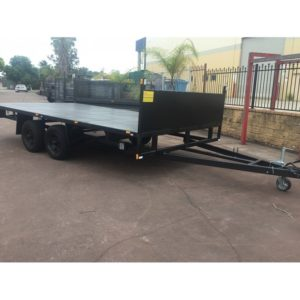 Car Trailer Table Top 16x8 FT GVM 3.5Tn