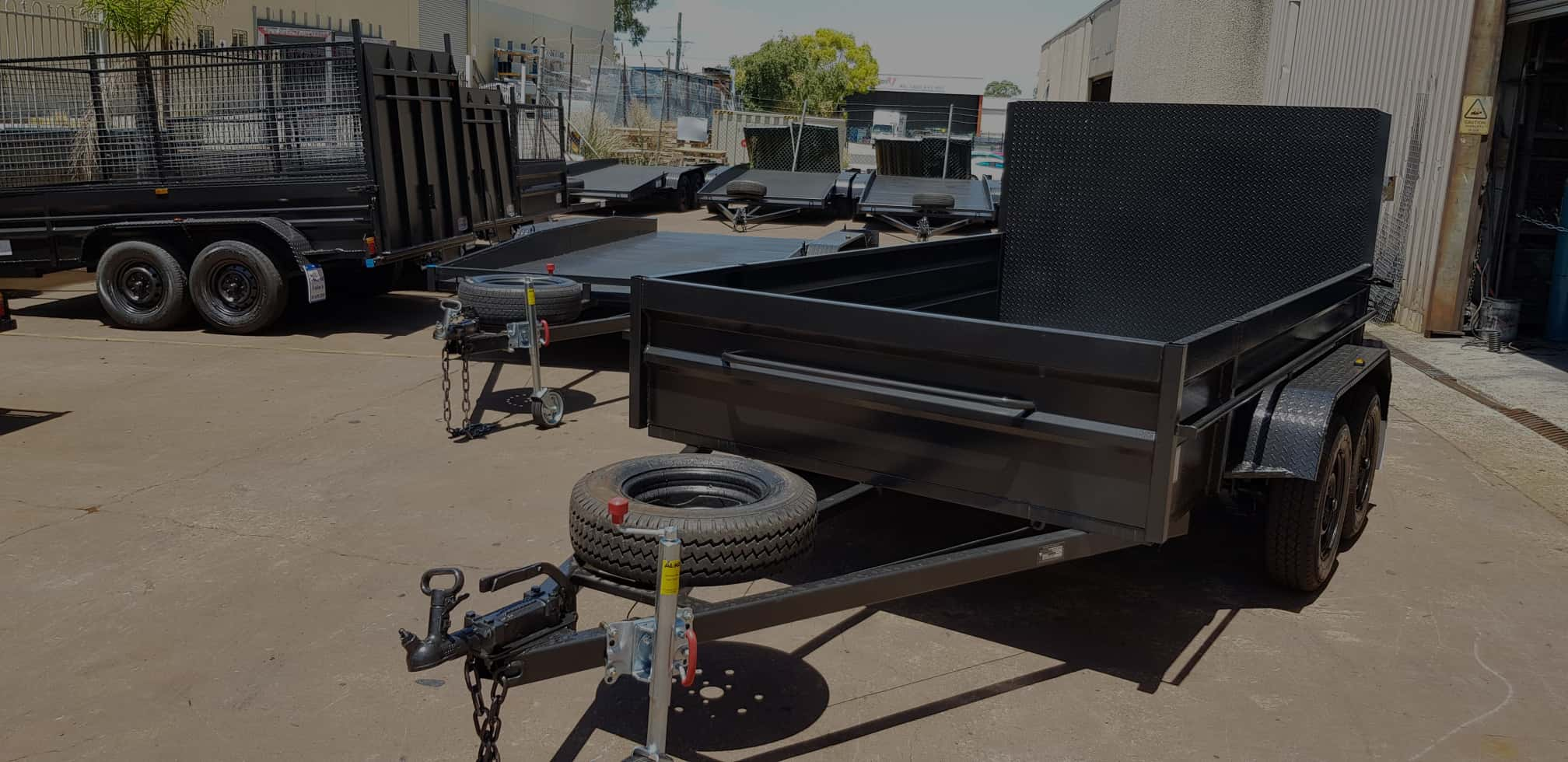 Mechid Trailers Store